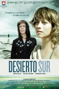 Caratula, cartel, poster o portada de Desierto sur