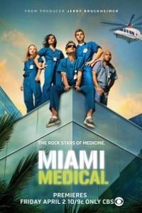 Caratula, cartel, poster o portada de Miami Medical