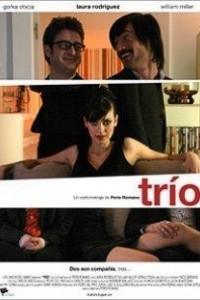 Caratula, cartel, poster o portada de Trío