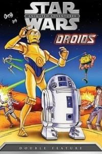 Caratula, cartel, poster o portada de Star Wars Droids: Las aventuras de R2D2 y C3PO