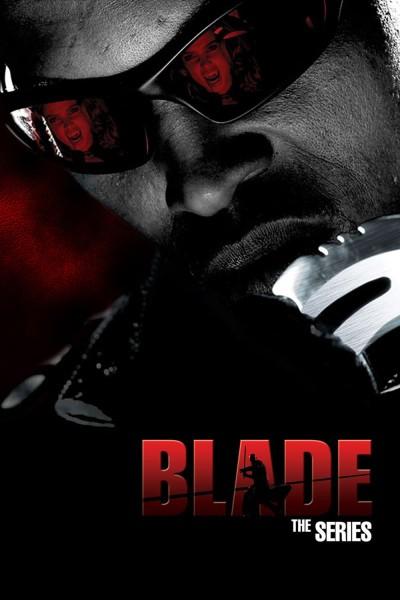 Caratula, cartel, poster o portada de Blade