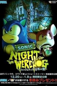 Caratula, cartel, poster o portada de Sonic: Night of the Werehog