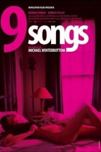 Caratula, cartel, poster o portada de Nueve canciones