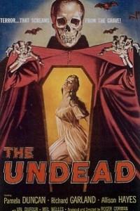 Caratula, cartel, poster o portada de La No Muerta