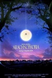 Caratula, cartel, poster o portada de Aracnofobia