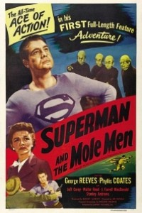 Caratula, cartel, poster o portada de Superman and the Mole-Men