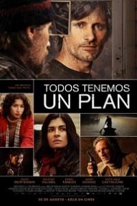Caratula, cartel, poster o portada de Todos tenemos un plan