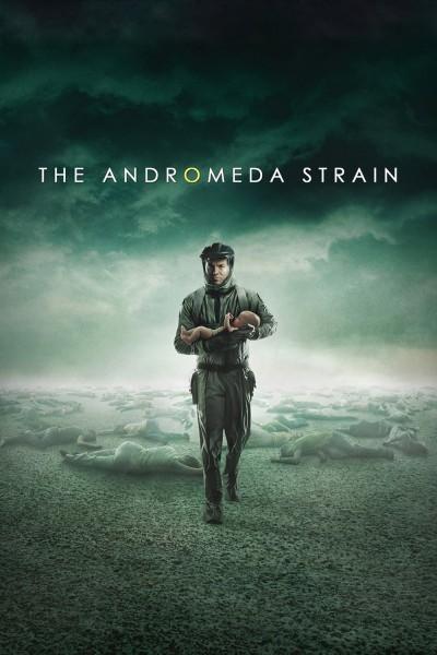 Caratula, cartel, poster o portada de La amenaza de Andrómeda