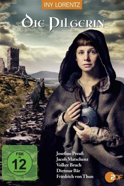 Caratula, cartel, poster o portada de La peregrina