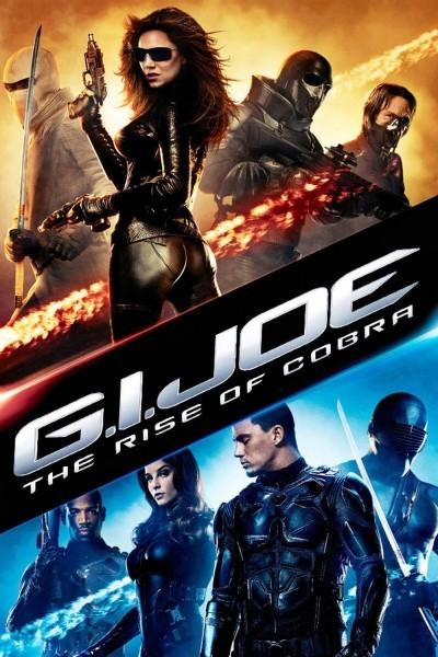 Caratula, cartel, poster o portada de G.I. Joe