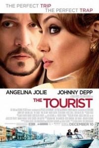 Caratula, cartel, poster o portada de The Tourist