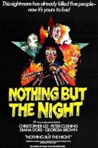 Caratula, cartel, poster o portada de Noche infernal