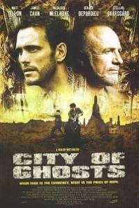 Caratula, cartel, poster o portada de La ciudad de los fantasmas