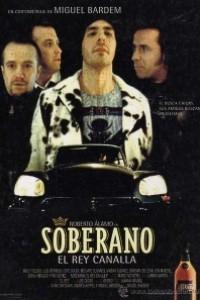 Caratula, cartel, poster o portada de Soberano, el rey canalla