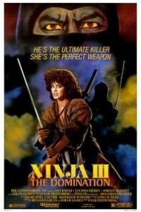 Caratula, cartel, poster o portada de Ninja III: la dominación