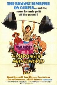 Caratula, cartel, poster o portada de El hombre más fuerte del mundo