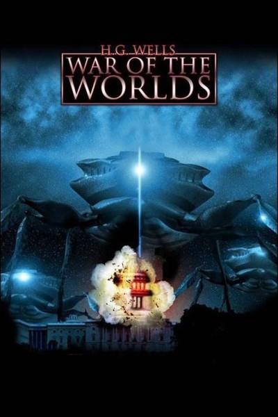 Caratula, cartel, poster o portada de La guerra de los mundos