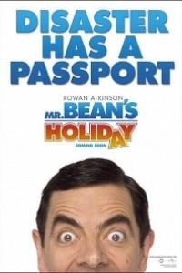 Caratula, cartel, poster o portada de Las vacaciones de Mr. Bean (Mr. Bean 2)