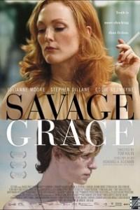 Caratula, cartel, poster o portada de Savage Grace