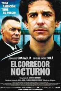 Caratula, cartel, poster o portada de El corredor nocturno