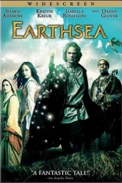 Caratula, cartel, poster o portada de La leyenda de Terramar