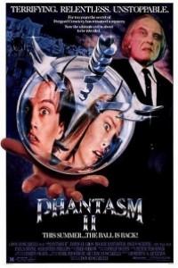 Caratula, cartel, poster o portada de Phantasma II. El regreso