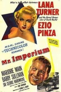 Caratula, cartel, poster o portada de Mr. Imperium