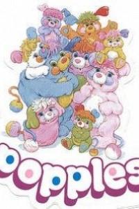 Caratula, cartel, poster o portada de Los popples