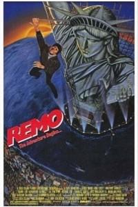 Caratula, cartel, poster o portada de Remo: desarmado y peligroso