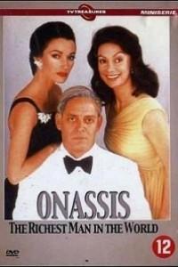 Caratula, cartel, poster o portada de Onassis: el hombre más rico del mundo