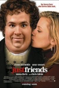 Caratula, cartel, poster o portada de Sólo amigos