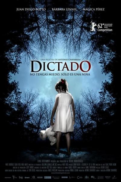 Caratula, cartel, poster o portada de Dictado