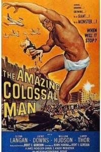 Caratula, cartel, poster o portada de El asombroso hombre creciente