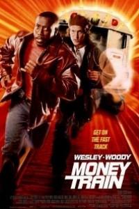 Caratula, cartel, poster o portada de Asalto al tren del dinero