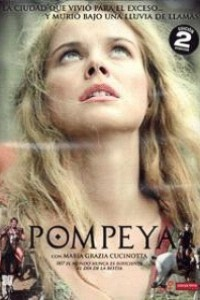 Caratula, cartel, poster o portada de Pompeya