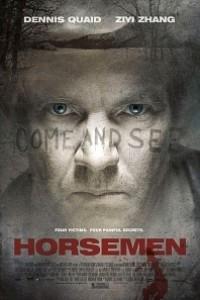Caratula, cartel, poster o portada de Los jinetes del Apocalipsis (Horsemen)