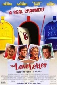 Caratula, cartel, poster o portada de Carta de amor