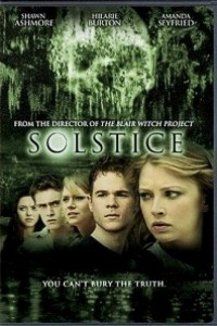 Caratula, cartel, poster o portada de Solstice
