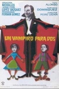 Caratula, cartel, poster o portada de Un vampiro para dos