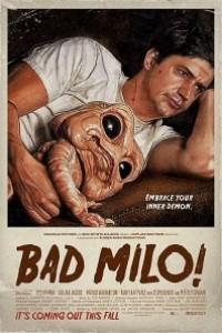 Caratula, cartel, poster o portada de Bicho malo (Bad Milo!)