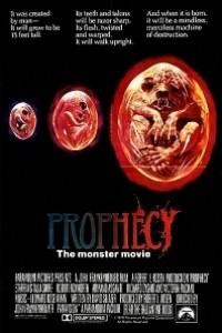 Caratula, cartel, poster o portada de Profecía maldita