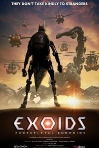 Caratula, cartel, poster o portada de Exoids