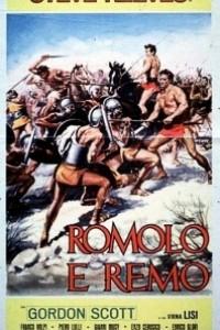Caratula, cartel, poster o portada de Rómulo y Remo