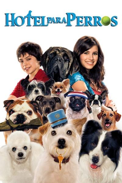 Caratula, cartel, poster o portada de Hotel para perros