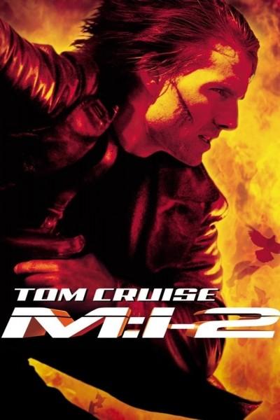 Caratula, cartel, poster o portada de Misión imposible 2