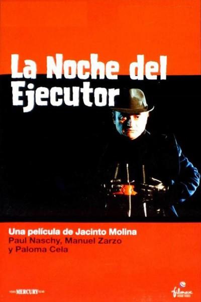 Caratula, cartel, poster o portada de La noche del ejecutor