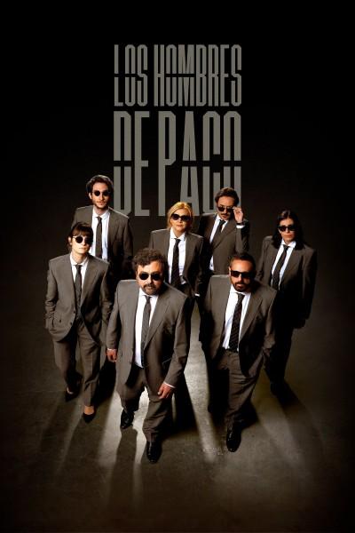Caratula, cartel, poster o portada de Los hombres de Paco