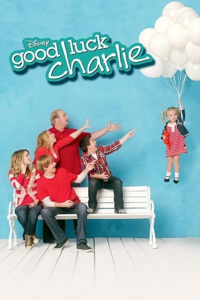 Caratula, cartel, poster o portada de Buena suerte, Charlie
