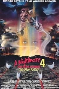 Caratula, cartel, poster o portada de Pesadilla en Elm Street 4: El amo del sueño