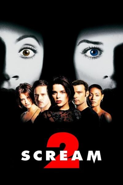 Caratula, cartel, poster o portada de Scream 2